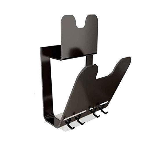GFDFD Rack Shelf Stand Multi Layer Platzsparend Rostfreies Schneidebrett Praktische Küchentopfdeckelhalter...