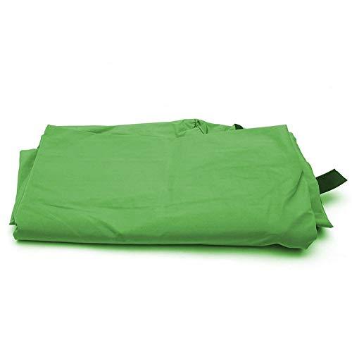 advancethy Cubierta para toldo de repuesto para columpio de 3 asientos, impermeable, bloqueo UV, para sillas de columpio al aire libre, jardín, patio (75 x 47 pulgadas)