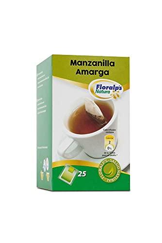Manzanilla Amarga 25 filtros FLORALP'S