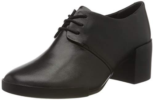 Camper Lotta, Zapatos de Cordones Oxford para Mujer, Schwarz (Black 1), 40 EU