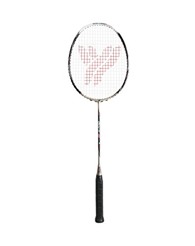 YANG-YANG Professional Series Lightweight High Modulus Graphite Badminton Racket (Vital Material for Strength&Shock Absorption reducing Muscle Injury) w/Carrying Bag (Unstrung, Intermediate: GY-10)