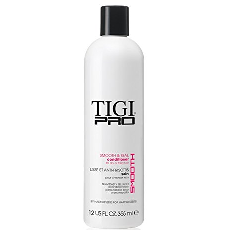 TIGI Pro Smooth and Seal Conditioner, 12 Fluid Ounce