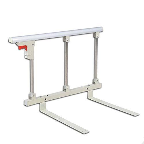 Aleación de aluminio lado De Seguridad Baranda Para Cama rieles de cama con una llave plegable para niños cama
