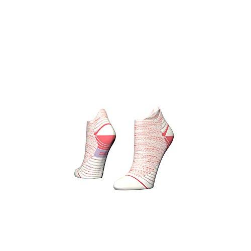 Stance Womens Uncommon Solid Tab Socks - Coral - Medium