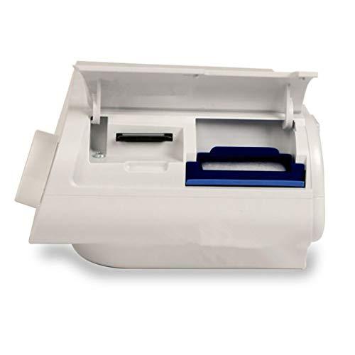 Conquro Accesorios para aspiradoras 2 filtros Reutilizables y 6 filtros Desechables ultrafinos para Filtro Philip-S Respironics Filtro DreamStation de algodón (Blanco)
