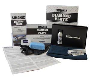Simoniz Diamond Plate Kit (Single Kit)