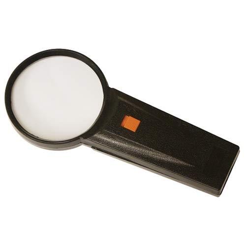 Elenco ST-25, 3X Lighted Magnifier, 100 pcs