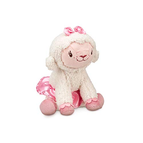 Disney Jr. Doc McStuffins Lambie 7 Plush