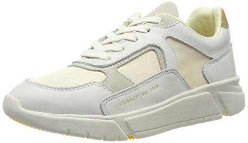 GANT Madison, Zapatillas Mujer, Beige Cream G21, 40 EU