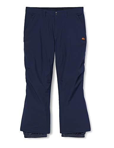 Quiksilver Arcade-Pantalón para Nieve para Hombre, Navy Blazer, M