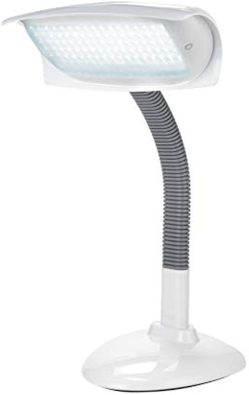 Lumie Desklamp – 2500 lux Lichttherapielampe, Schreibtischlampe zur Bekmpfung von SAD WinterBlaus