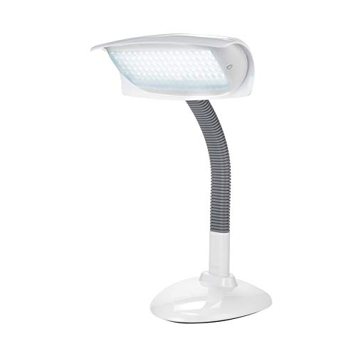 Lumie DESKLAMP - SAD Light Therapy and Task/Reading lamp