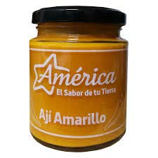 Pasta de Ají Amarillo América 212g