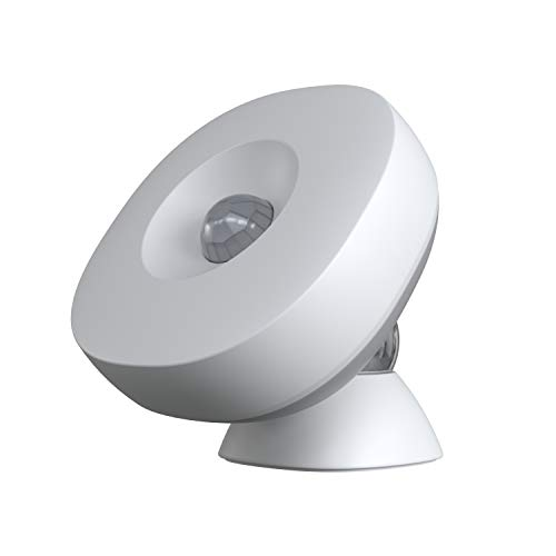 Samsung SmartThings Motion Sensor [GP-U999SJVLBAA] with Slim Design and Optional Automated Alerts - Zigbee – White