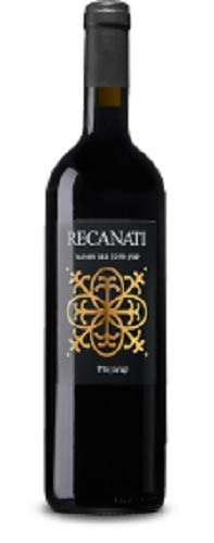 Recanati Yasmin, Rotwein 0,75l aus Israel (koscher)