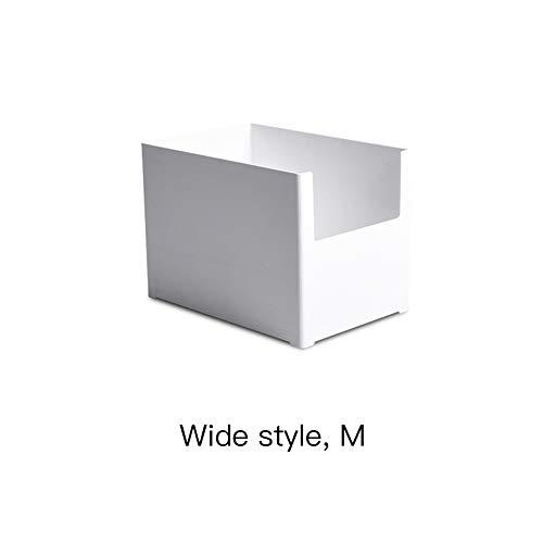 Yiwa multifunctionele opbergdozen voor vaatwasser, koelkast, kantoor, keuken, breedte M