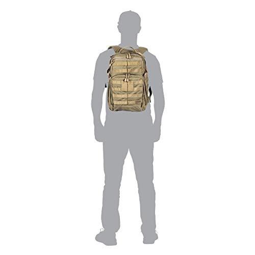 5.11 Tactical Rush 12 Mochila, Unisex, Adulto, Beige...