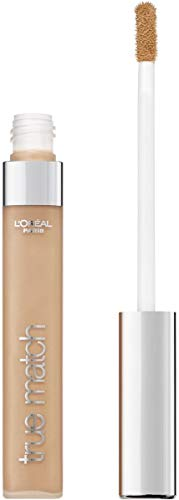 L'Oréal Paris Abdeckstift, Concealer gegen Augenringe und kleine Makel, Perfect Match, 4.N Beige, 6,8 ml