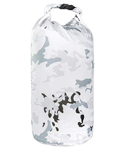 Tasmanian Tiger Waterproof Bag Snow Snow Forest, XL, Snowcamo