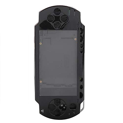Photo of Ccylez PSP1000 Case Cover,Case Cover Replacement Full Shell Housing Set with Buttons Kit For PSP 1000 Replacement Shell(Black)