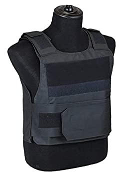 ThreeH Outdoor Tactical Vest Training Protective Gilet Adjustable Airsoft Paintball Vest Medium Size