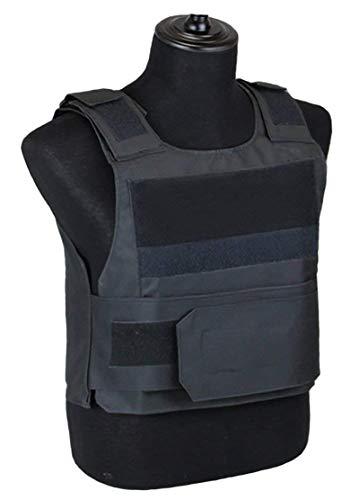 ThreeH Chaleco táctico Protector Talla Grande Equipo de protección Ajustable para Chaleco de Entrenamiento SA403