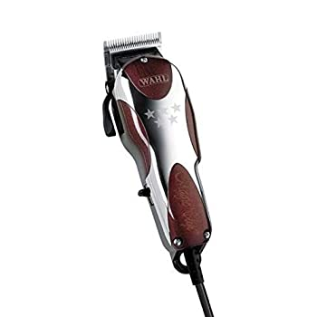 Wahl Professional 5-Star Magic Clip #8451 – Great for Barbers and Stylists – Precision Fade Clipper with Zero Overlap Adjustable Blades V9000 Cool-Running Motor Variable Taper and Texture Settings