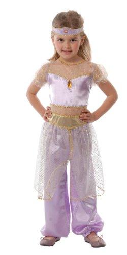 Guirca Déguisement Ballerine Oriental pour Enfant de 7 à 9 Ans
