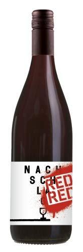 WINZERHOF STAHL Rotwein Cuvée NACHSCHLAG RED RED! trocken 0,75l Stahlwein, Deutscher Wein Wein Geschenk