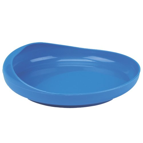 Maddak Scooper Eating Plate, Blue (745350010)