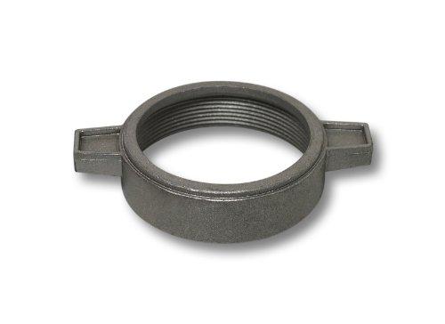 Ersatzteil für Benzin Wasserpumpe Überwurfmutter aus Metall DN80 88.9 mm 3