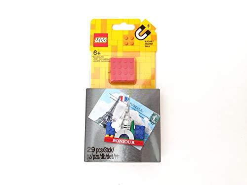 Lego 854011 - Set di magneti per torre Eiffel