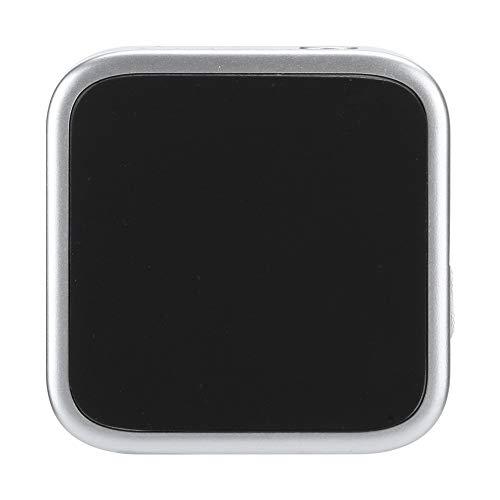 Adaptador de transmisor Receptor Bluetooth, transmisor Receptor Bluetooth Recargable de Baja latencia, Sistema estéreo de 3,5 mm para Transferencia de Audio, reproducción de música
