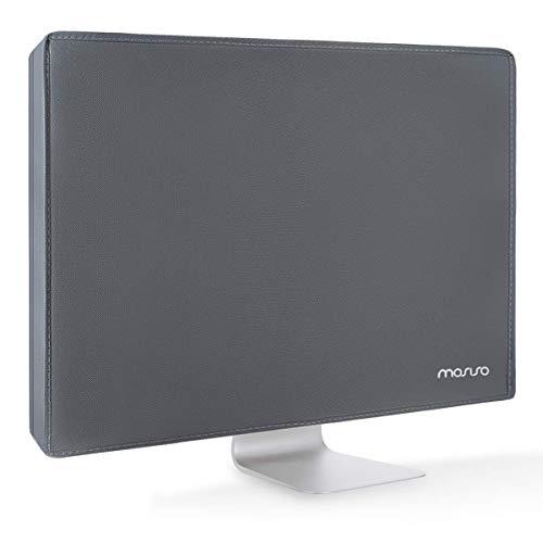 MOSISO Monitor Hülle Bildschirm Hülle 22, 23, 24, 25 Zoll Anti-Statik LCD/LED/HD Display Staubschutz Hülle Kompatibel mit 22-25 Zoll iMac, PC, Desktop Computer und TV, Space Grau