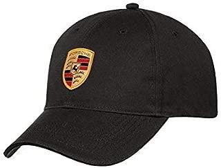 Porsche Flex-fit Crest Cap, Officially Licensed