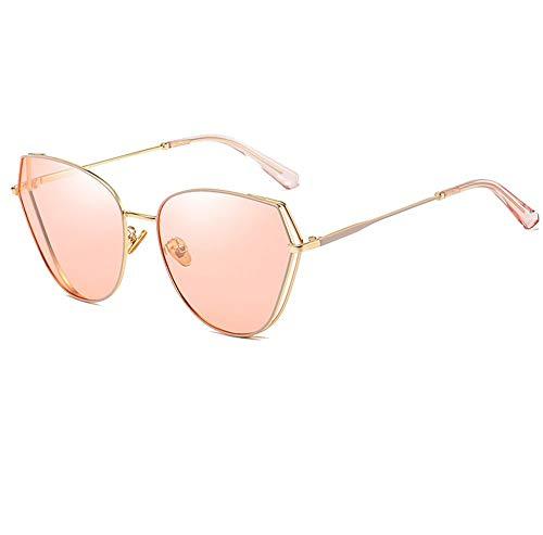 Nuevas gafas de sol/Protección UV/Unisex/Classic Polarizer/Marco de metal/Ciclismo, Pesca, Montañismo, Compras, Rosa,...