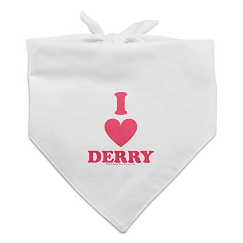 GRAPHICS & MORE IT: Chapter 2 I Love Derry Dog Pet Bandana