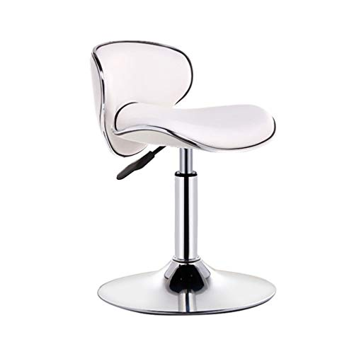 CHY draaibare barkruk, verstelbare stoelen, met stoelen, achterkant van PU-leer, voor keuken thuis