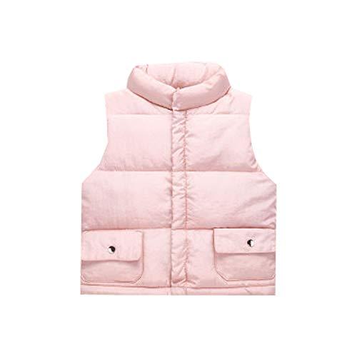 Toddler Kids Boys Girls Down Vest Coat Winter Autumn Warm Outwear Sleeveless New C 7