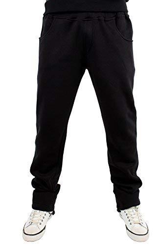 Brooklyn Mint Pantalon de sport Jeans Style Pantalon en bas Noir - Noir - X-Large