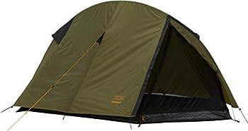 Grand Canyon CARDOVA 1 - tente tunnel pour 1-2 personnes | ultra-légère, étanche, petit format | tente pour le trekking, le camping, l'extérieur | Capulet Olive (vert)