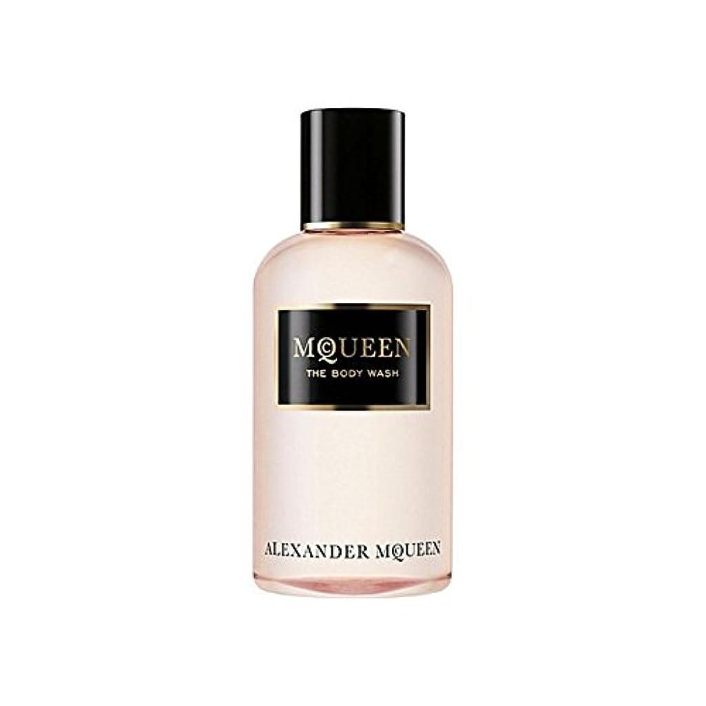 幸運なことに採用する見分けるアレキサンダーマックイーンマックイーンオードパルファムシャワージェル250ミリリットル x2 - Alexander McQueen Amq Mcqueen Eau De Parfum Shower Gel 250ml (Pack of 2) [並行輸入品]
