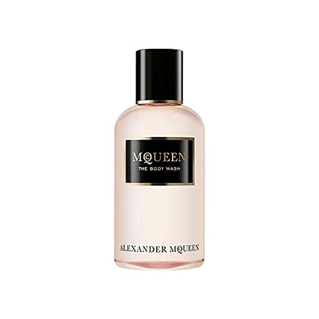 エイズ顎ディスコAlexander McQueen Amq Mcqueen Eau De Parfum Shower Gel 250ml - アレキサンダーマックイーンマックイーンオードパルファムシャワージェル250ミリリットル [並行輸入品]