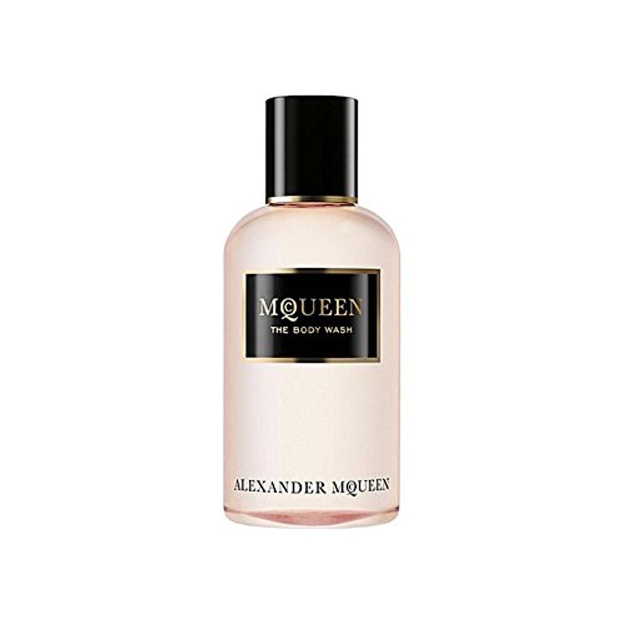 村単に幸福Alexander McQueen Amq Mcqueen Eau De Parfum Shower Gel 250ml - アレキサンダーマックイーンマックイーンオードパルファムシャワージェル250ミリリットル [並行輸入品]