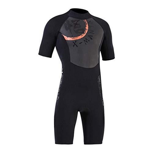 freneci Surfing Wet Suit Kurzarm 1,5 Mm...