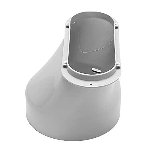 Dreafly Adaptador de Manguera de Escape de Aire Acondicionado Portátil Universal Accesorios de Aire Acondicionado móvil Placa de Kit de Ventana Sello de Ventana para Aire Acondicionado portátil Kit