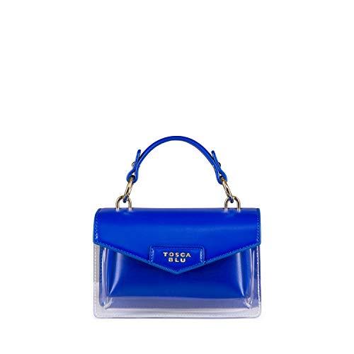 Tosca Blu Sac à main Fiordaliso, One size, Blue
