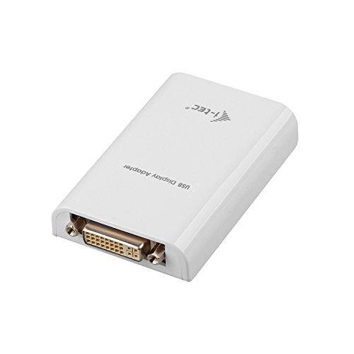 i-tec USB Display DVI HDMI VGA FullHD Externe Grakar