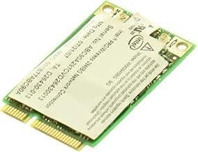 HP 409250-004 Mini PCI 802.11b/g GL wireless LAN (WLAN) card - Supports IEEE 802.11b/g wireless standards (Israel, Jordan, Kuwait, Thailand, United Arab Emirates, Ukraine)