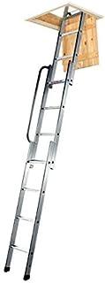 comprar comparacion Youngman 313340 - Escalera para áticos (tamaño: 2.3-3 Metres)